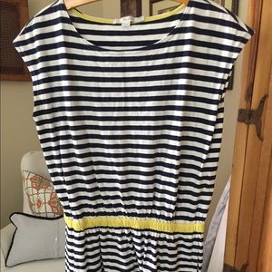 Boden striped dress
